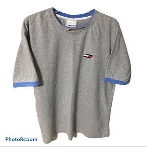 Hilfiger athletics vintage short sleeve tee shirt